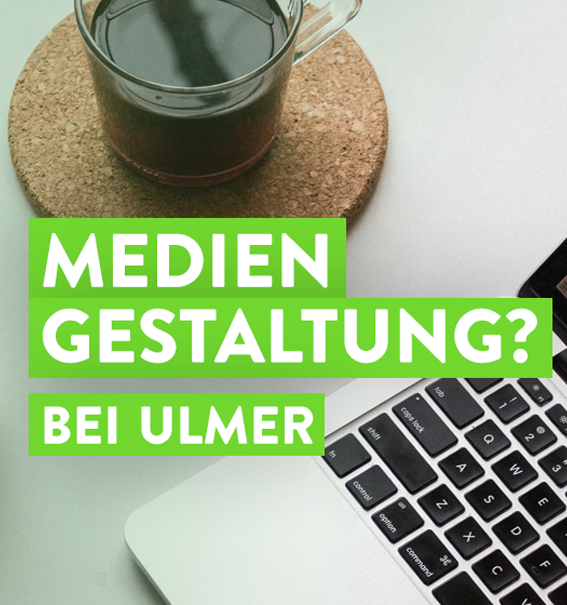 Mediengestalter*in beim Ulmer Verlag? Was macht man da?