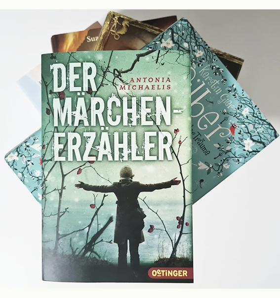 """Literaturrunde """"Der Märchenerzähler"""""""