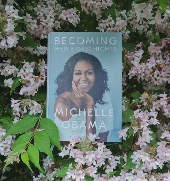 """Literaturrunde """"Becoming"""" von Michelle Obama"""