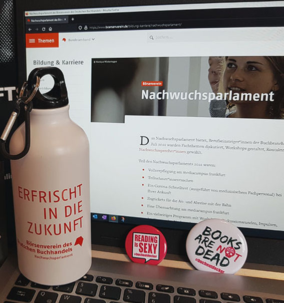 Zukunft gestalten – das Nachwuchsparlament